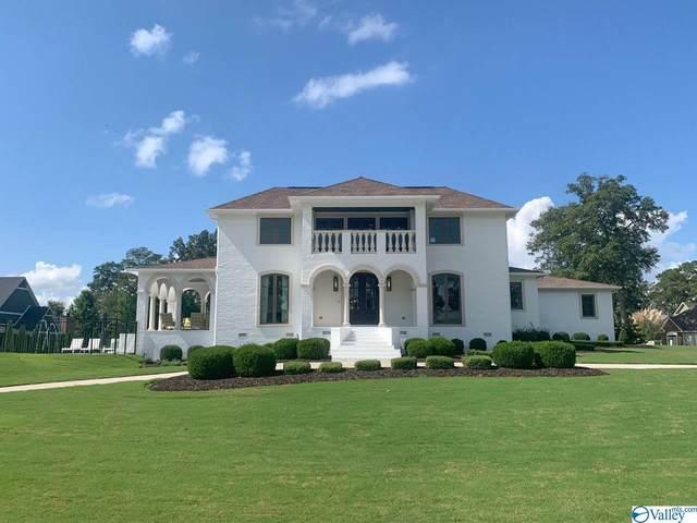 1335 Peninsula Drive, Scottsboro, AL 35769 (MLS #1792960) :: MarMac Real Estate