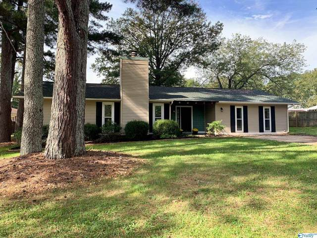 619 Larry Drive, Madison, AL 35758 (MLS #1792970) :: Coldwell Banker of the Valley