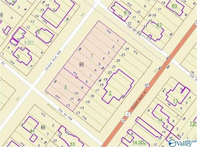 501 Grand Avenue, Fort Payne, AL 35967 (MLS #1793033) :: Green Real Estate