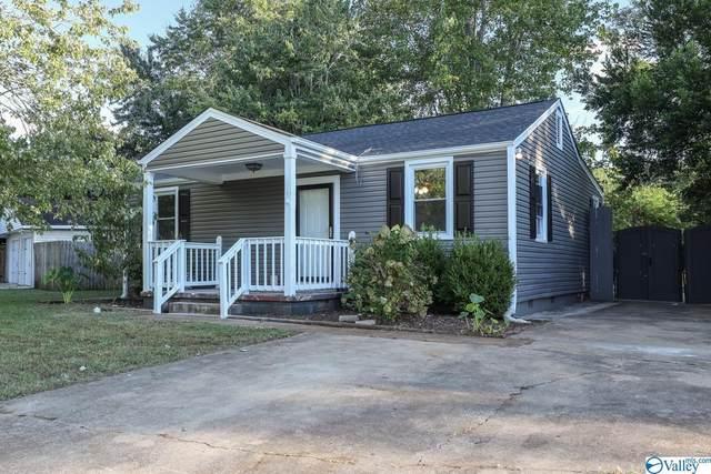 1812 Polk Drive, Huntsville, AL 35801 (MLS #1793072) :: RE/MAX Distinctive | Lowrey Team
