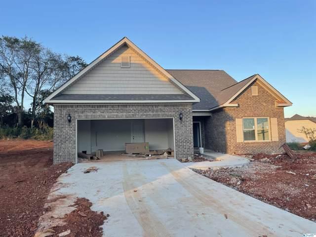 245 Portrait Street, Meridianville, AL 35759 (MLS #1793081) :: Green Real Estate