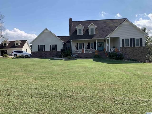 320 County Road 276, Stevenson, AL 35772 (MLS #1793129) :: RE/MAX Distinctive | Lowrey Team