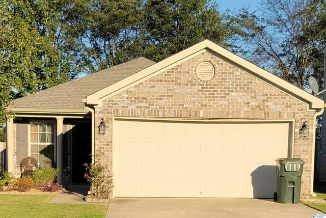 259 Bermuda Lakes Drive, Meridianville, AL 35759 (MLS #1793160) :: Green Real Estate