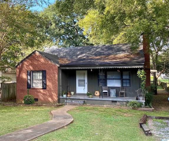 1424 College Street, Decatur, AL 35601 (MLS #1793175) :: LocAL Realty