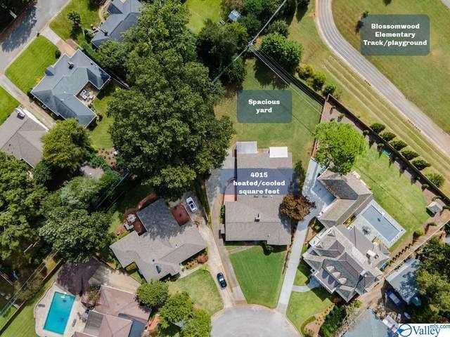 1406 Sierra Blvd, Huntsville, AL 35801 (MLS #1793180) :: Coldwell Banker of the Valley
