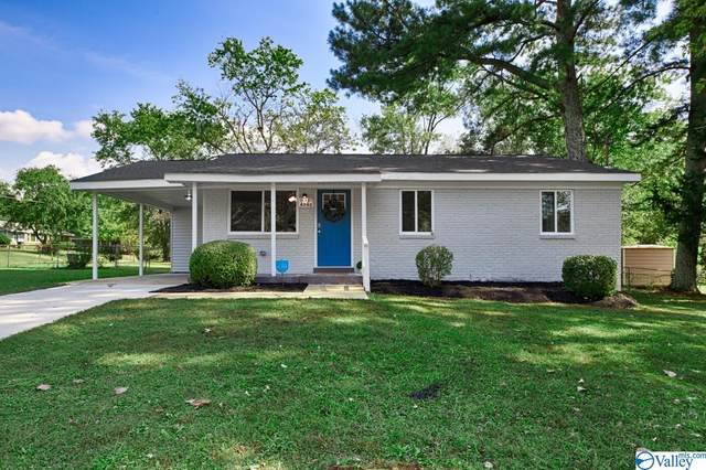 4240 Tee Jay Drive, Huntsville, AL 35810 (MLS #1793186) :: Coldwell Banker of the Valley