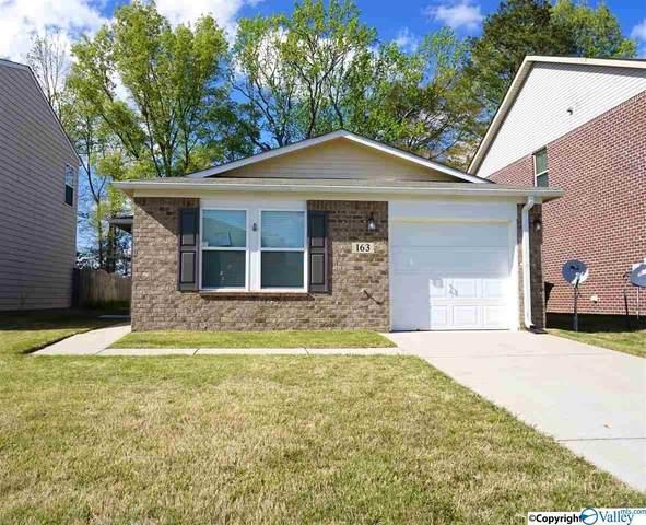 163 Sedgewick Drive, Owens Cross Roads, AL 35763 (MLS #1793212) :: MarMac Real Estate