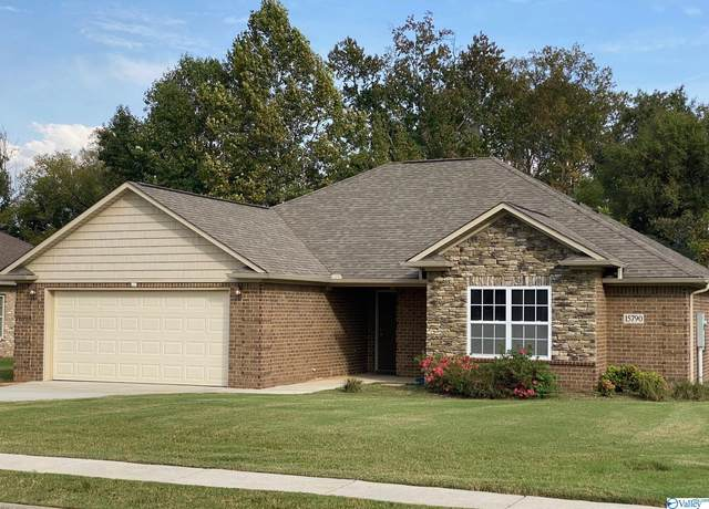 15790 Trey Hughes Drive, Harvest, AL 35749 (MLS #1793335) :: Coldwell Banker of the Valley