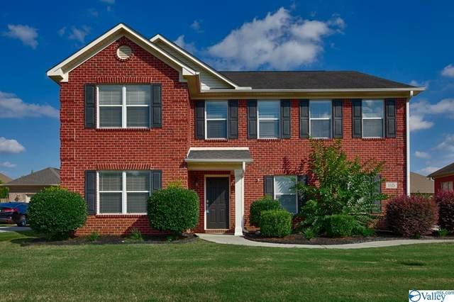 105 Huston Court, Huntsville, AL 35806 (MLS #1793370) :: Legend Realty