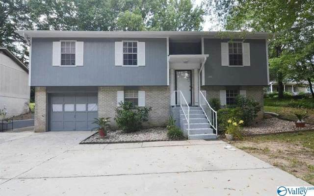 1348 Mccrary Road, MOUNT OLIVE, AL 35117 (MLS #1793389) :: MarMac Real Estate