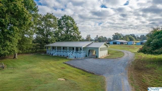 857 County Road 72, Rainsville, AL 35986 (MLS #1793396) :: RE/MAX Distinctive | Lowrey Team
