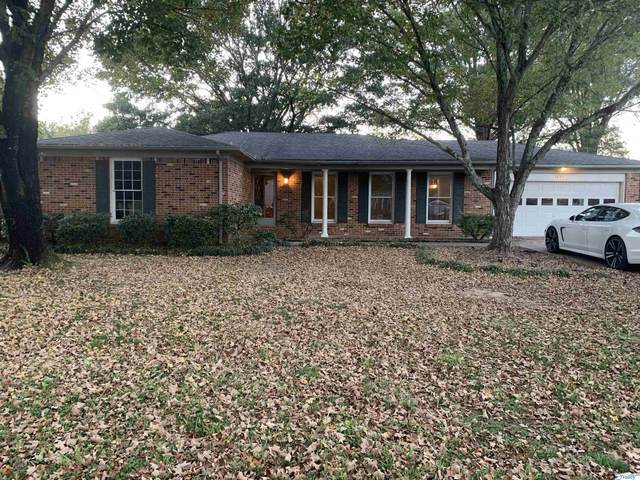 1805 SW Cumberland Avenue, Decatur, AL 35603 (MLS #1793543) :: Coldwell Banker of the Valley