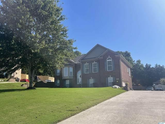114 Burwell Hills Drive, Harvest, AL 35749 (MLS #1793551) :: Rebecca Lowrey Group