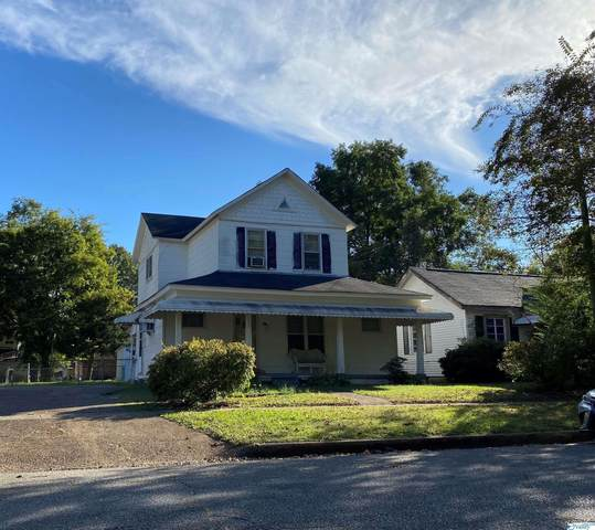 1621 Sherman Street, Decatur, AL 35601 (MLS #1793580) :: Rebecca Lowrey Group
