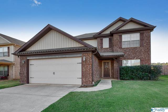 156 Walkers Hill Road, Meridianville, AL 35759 (MLS #1793608) :: Green Real Estate