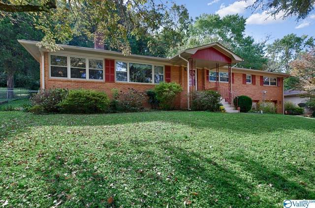 1702 Montdale Road, Huntsville, AL 35801 (MLS #1793618) :: Legend Realty
