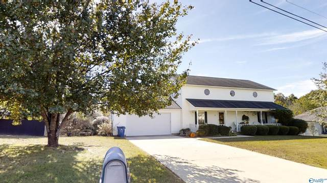 106 Contour Drive, Albertville, AL 35976 (MLS #1793630) :: Elite Home Advisors