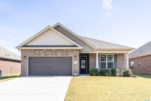 289 Willow Bank Circle, Priceville, AL 35603 (MLS #1793657) :: Rebecca Lowrey Group