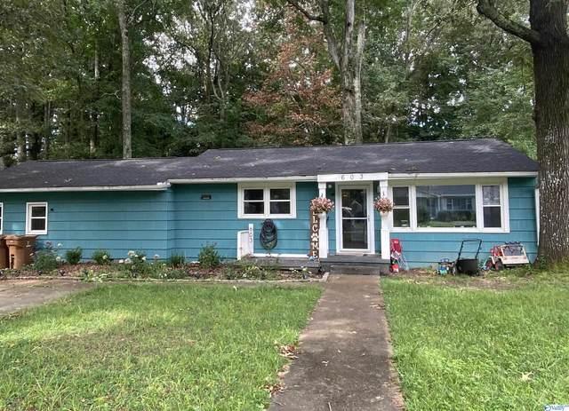 603 Cedar Street, Hartselle, AL 35640 (MLS #1793707) :: Rebecca Lowrey Group