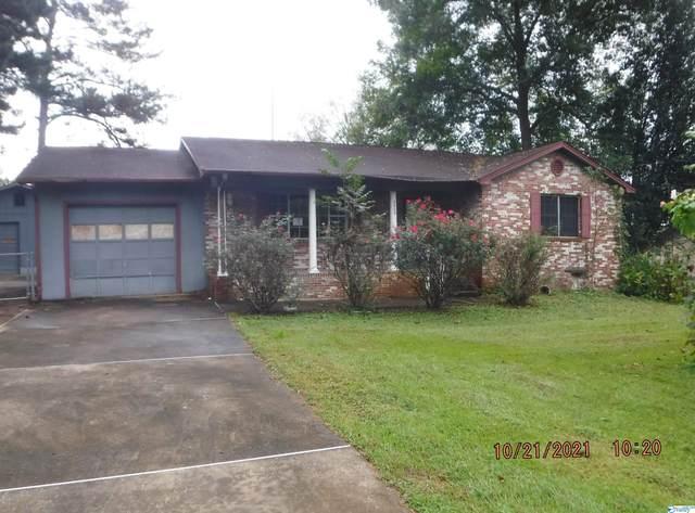 2689 Hillcrest Drive, Southside, AL 35907 (MLS #1793713) :: Legend Realty