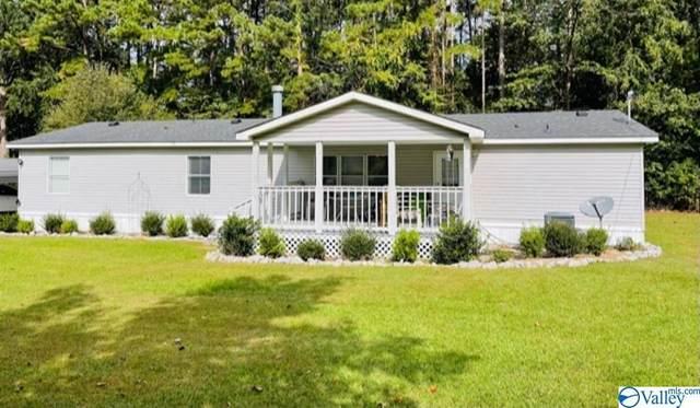1944 Green Hill Road, Ohatchee, AL 36271 (MLS #1793741) :: Rebecca Lowrey Group
