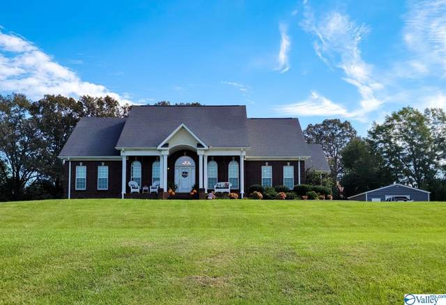 15055 County Road 236, Moulton, AL 35650 (MLS #1793761) :: Coldwell Banker of the Valley