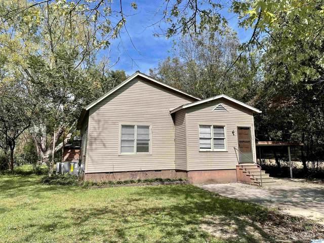 24 Wilkinson Avenue, Gadsden, AL 35904 (MLS #1793772) :: Coldwell Banker of the Valley