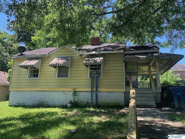 216 Mcarthur Street, Anniston, AL 36201 (MLS #1793812) :: MarMac Real Estate