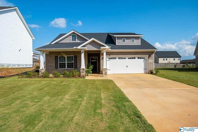 106 Brier Valley Drive, Meridianville, AL 35759 (MLS #1793859) :: Green Real Estate