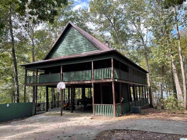 805 County Road 959, Centre, AL 35960 (MLS #1793888) :: MarMac Real Estate