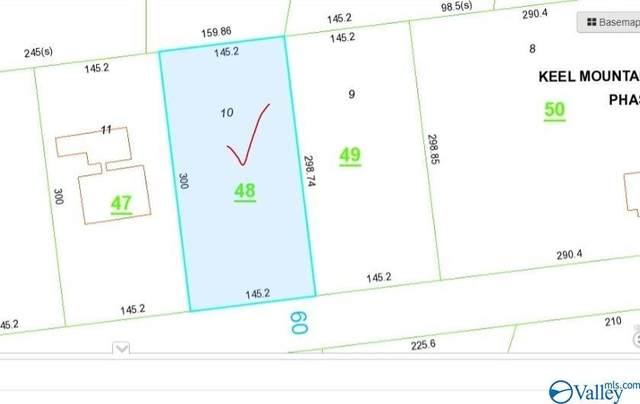 125 Ridgecreek Drive, Gurley, AL 35748 (MLS #1793910) :: The Pugh Group RE/MAX Alliance