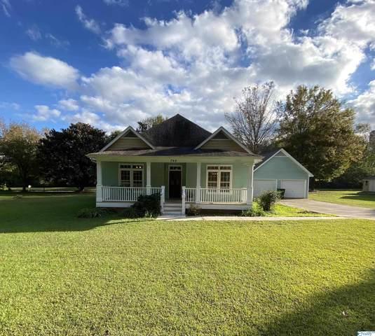 748 Chase Road, Huntsville, AL 35811 (MLS #1793913) :: Elite Home Advisors