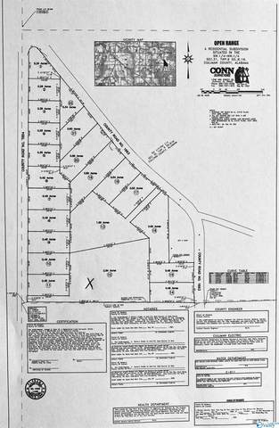 539 County Road 1664, Cullman, AL 35058 (MLS #1793959) :: Legend Realty