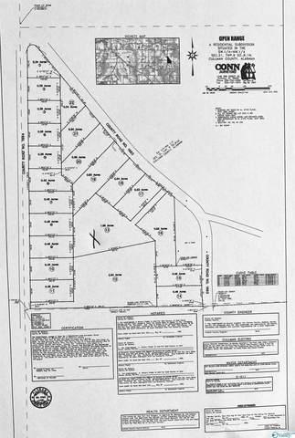 612 County Road 1663, Cullman, AL 35058 (MLS #1793960) :: Legend Realty