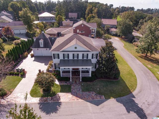 3 Carnoustie Lane, Huntsville, AL 35802 (MLS #1794001) :: Coldwell Banker of the Valley