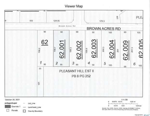 2 Brown Acres Road, Guntersville, AL 35976 (MLS #1794003) :: Green Real Estate