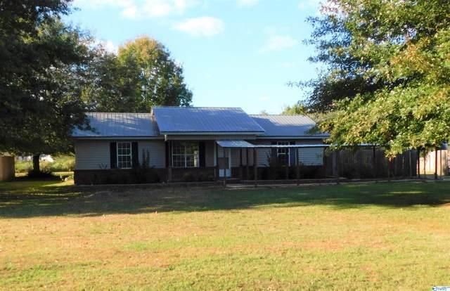 29 Cedar Ridge Road, Guntersville, AL 35976 (MLS #1794008) :: Legend Realty