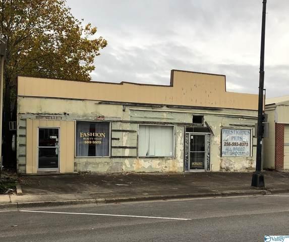 121 South Broad Street, Boaz, AL 35957 (MLS #1794014) :: Legend Realty