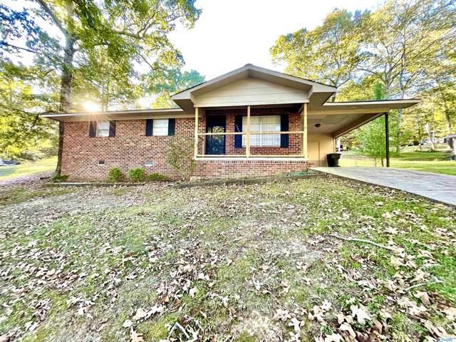 3906 Plains Avenue, Fort Payne, AL 35967 (MLS #1794110) :: Green Real Estate