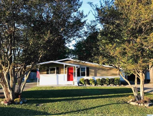 1007 NW Beech Street, Hartselle, AL 35640 (MLS #1794186) :: Green Real Estate