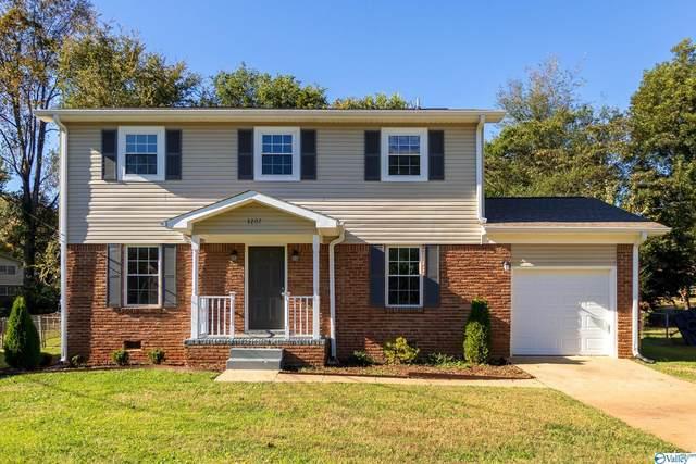 3207 Rita Lane, Huntsville, AL 35810 (MLS #1794201) :: Green Real Estate