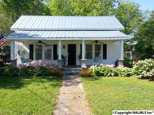 212 Church Street, Gurley, AL 35748 (MLS #1025619) :: RE/MAX Distinctive | Lowrey Team