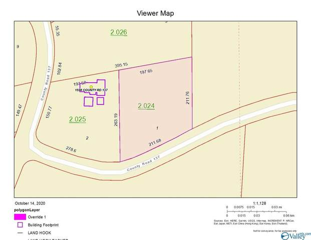 Lot 1, Add. 1 County Road 137, Cedar Bluff, AL 35959 (MLS #1045329) :: RE/MAX Unlimited
