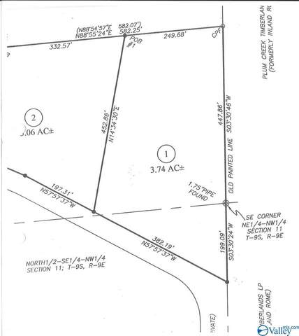 Lot 1, Add. 2 County Road 137, Cedar Bluff, AL 35959 (MLS #1045346) :: RE/MAX Unlimited