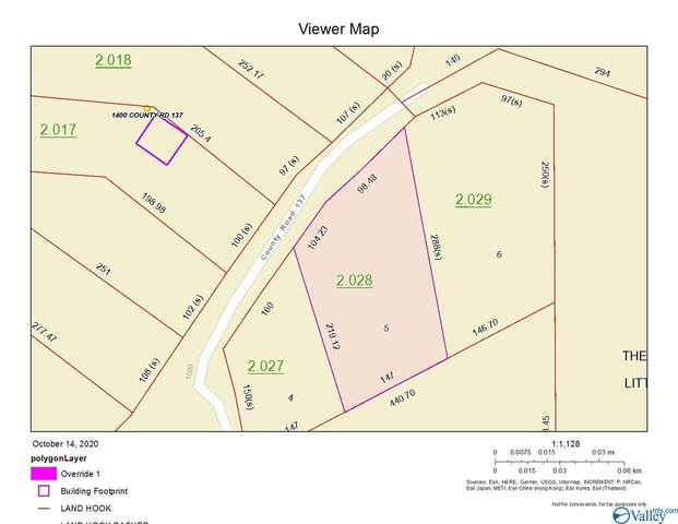 Lot 5, Add.1 County Road 137, Cedar Bluff, AL 35959 (MLS #1045358) :: RE/MAX Unlimited