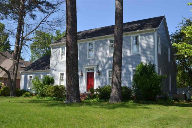 3505 Pinehurst Drive, Decatur, AL 35603 (MLS #1066006) :: RE/MAX Alliance