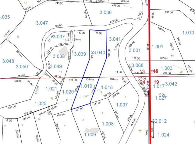 Lot 10 County Road 1014, Cedar Bluff, AL 35959 (MLS #1068692) :: RE/MAX Alliance