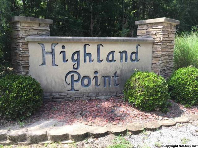 Lt#6 Shadow Wood Drive, Glencoe, AL 35905 (MLS #1076297) :: Amanda Howard Real Estate™