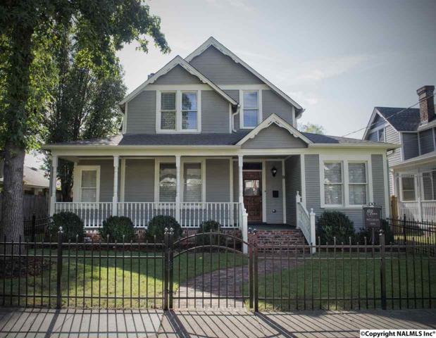 718 Holmes Avenue, Huntsville, AL 35801 (MLS #1079519) :: RE/MAX Distinctive | Lowrey Team