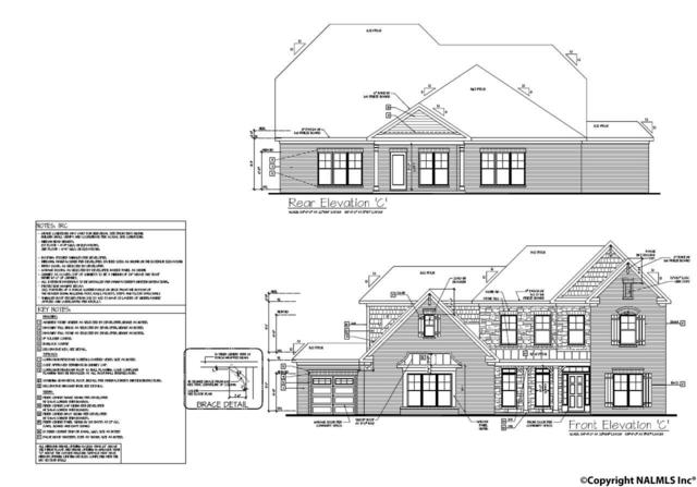 22 Abby Glen Way, Gurley, AL 35763 (MLS #1080201) :: Amanda Howard Real Estate™